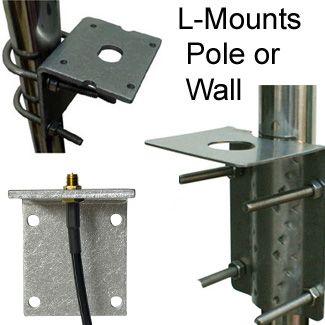 L-Mounts for Antennas