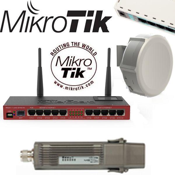 MikroTik Wireless Routers